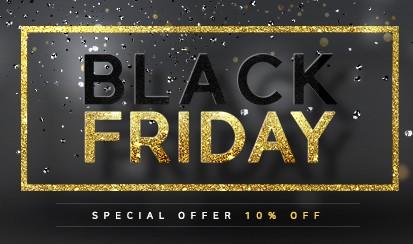 2017 블랙프라이데이 10% 할인